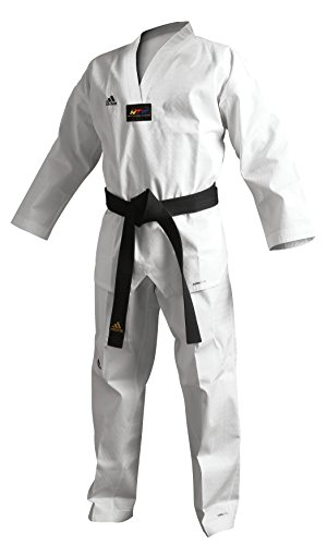 champ iii taekwondo uniform white