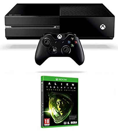 Xbox One Console - Gamer Pack