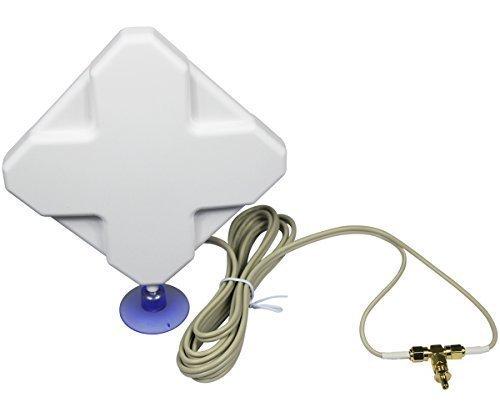 35DBI 3G 4G LTE TS9 SMA Antenne externe pour Broadband HUAWEI B970 B593 B933 E398 E3276 e5776 routeur mobile