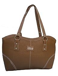 Vintage Stylish Ladies Handbag Beige (bag 36)