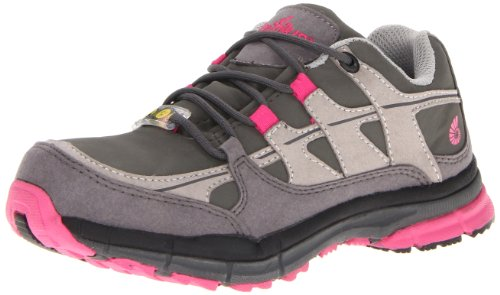 Nautilus Safety Footwear Women's 1771 Work Shoe,Grey/Iris,8.5