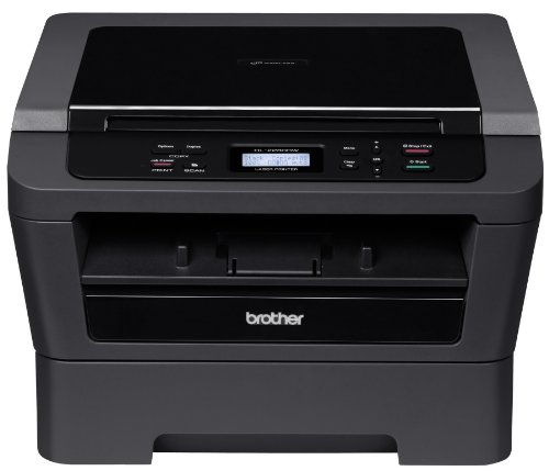 Brother Printer Wireless Monochrome Printer, 