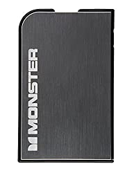 Monster Mobile PowerCard Portable Battery - (Silver)