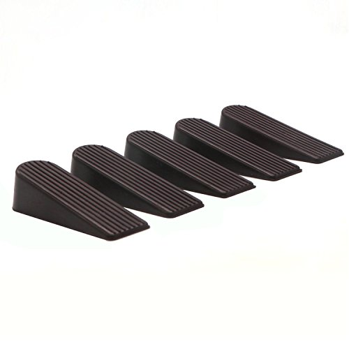 Topoint soft door stopper keeps door securely open stylish rubber flexible floor door stops non - Door stoppers rubber ...
