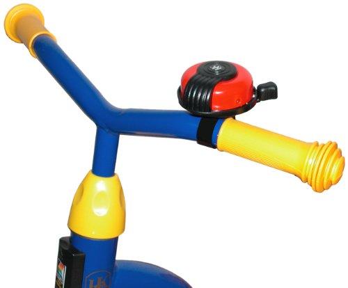 Kettler Metal Trike Bell, Red