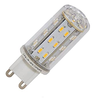 5 x G9 35 SMD LED Light Bulb warm white SMD Technology replacement for G9 halogen Energy Saving G9
