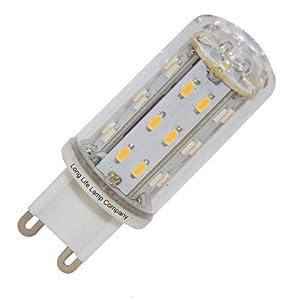 g9 35 smd led light bulb warm white smd technology. Black Bedroom Furniture Sets. Home Design Ideas