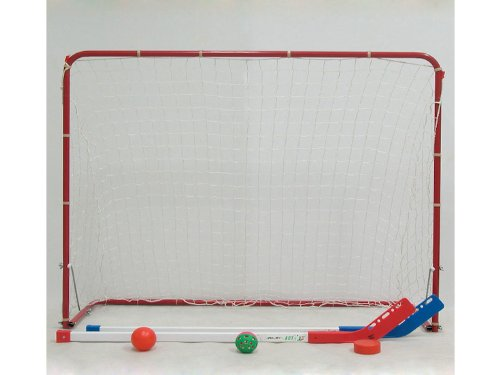 BCE Riley Hockey Goal & Stick Set