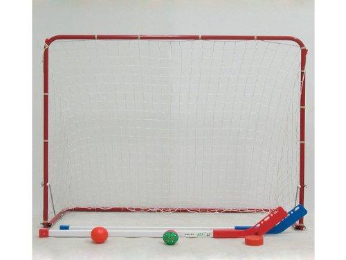 BCE Riley Hockey Goal & Stick Set