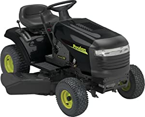 Poulan Pro PB14538LT 14.5 HP 6-Speed Lawn Tractor, 38-Inch from Husqvarna Wheeled