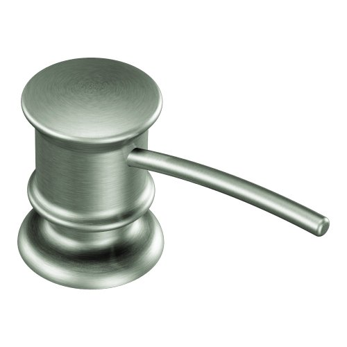 Learn More About Moen 3944SRS Soap/Lotion Dispenser, Spot Resist Stainless