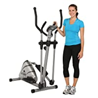 Exerpeutic Magnetic Elliptical with Pulse from Paradigm Health and Wellness Inc