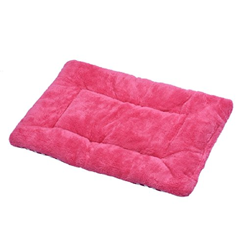 AutumnFall® Puppy Blanket Pet Cushion Small Dog Cat Bed Soft Warm Sleep Mat (B)