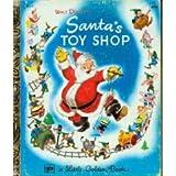 Walt Disney's Santa's Toy Shop