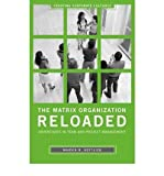 img - for [(The Matrix Organization Reloaded: Adventures in Team and Project Management )] [Author: Marvin R. Gottlieb] [Aug-2007] book / textbook / text book