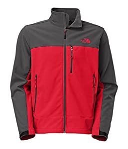 The North Face Apex Bionic Jacket - Men's Asphalt Grey Heather Small by The North Face