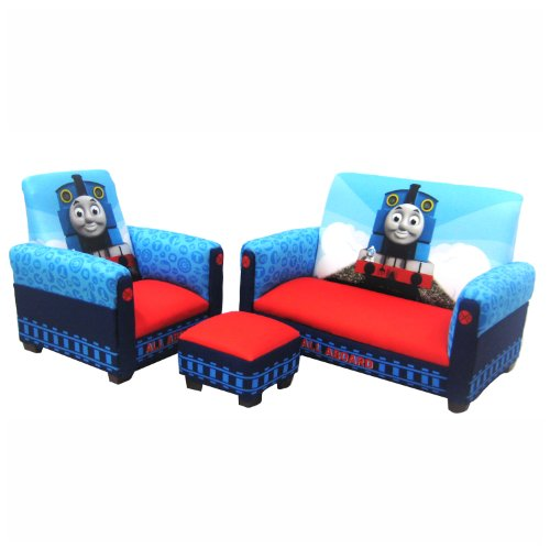 Best Deals! Hit Entertainment Thomas The Tank Engine 3 Piece Toddler Furniture Set