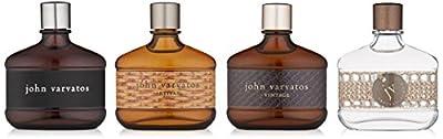 John Varvatos Collection Coffret, Set of 4, 0.5 Fluid Ounce each