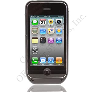 theiCase - Rechargeable Battery Case for the iPhone 3GS and iPhone 3G