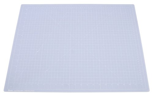 Darice 18-Inch-by-24-Inch Clear Cutting Mat, Grade A