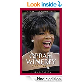 Oprah Winfrey: A Biography (Greenwood Biographies)