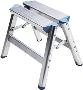 Telesteps 100ss Osha Compliant 12 Inch Aluminum Folding