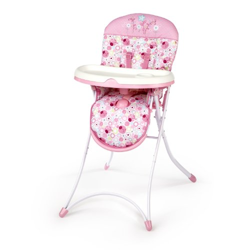Bright Starts 6973 High Chair, Sweet Spots and Lady Bugs