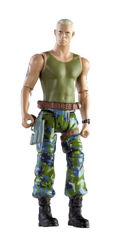 James Cameron's Avatar RDA Colonel Miles Quaritch Action Figure - 1