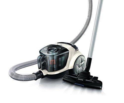 Philips-FC932709-Power-Pro-Compact-Bodenstaubsauger-beutellos-EEK-B-750-W-gratis-Hartboden-A-Dse-wei