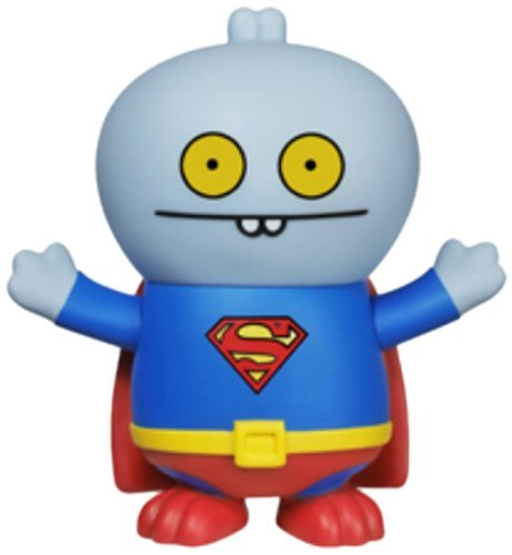 Funko Uglydoll DC Comics Babo as Superman Vinyl Figure - 1
