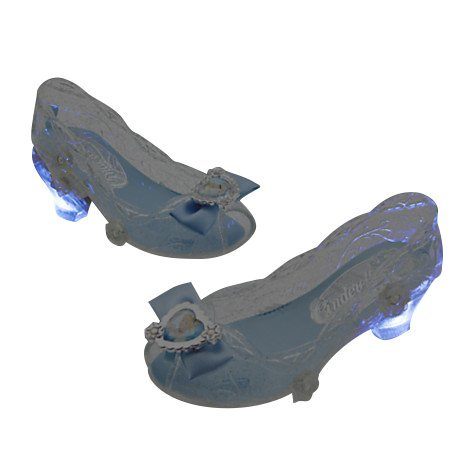 Cinderella-Light-up-Shoes-Size-1112-by-Disney-Store