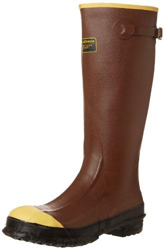 "Men's LaCrosse® 16"" Pac Steel Toe Work Boots, Rust"