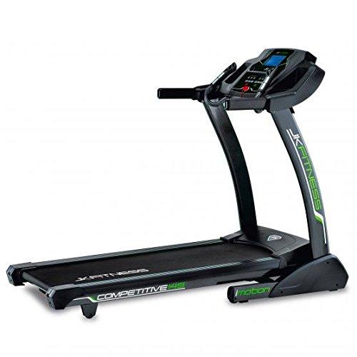 Tapis Roulant Competitive JK145 - HRC - JK Fitness - Pre Assemblato