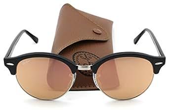 Amazon.com: Ray-Ban RB4246 Clubround Unisex Sunglasses