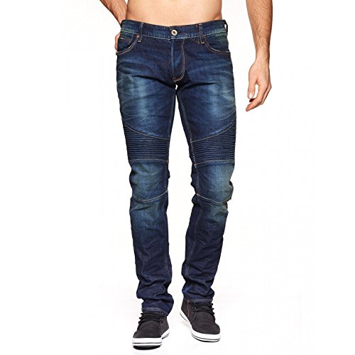 Japan Rags -  Jeans  - Uomo blu W28/L34
