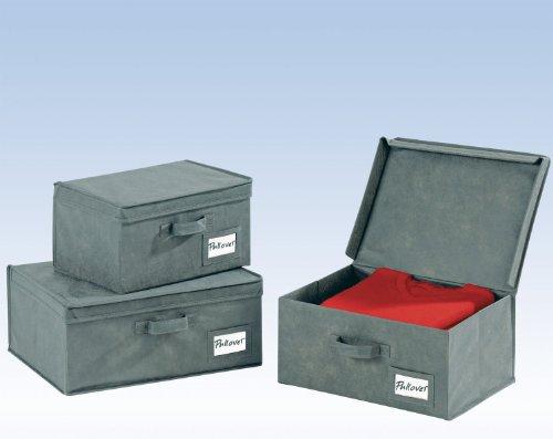 Wenko 4260000100 scatola riponimento libert s tnt for Scatola sottoletto