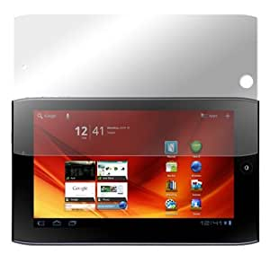 GreatShield Ultra Anti-Glare (Matte) Clear Screen Protector Film for Acer Iconia Tab A100 7-Inch Tablet (3 Pack)
