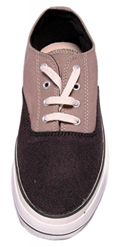 Converse-Unisex-111304-Black-Grey-Canvas-Casual-Shoes