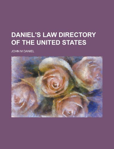 Daniel's Law Directory of the United States