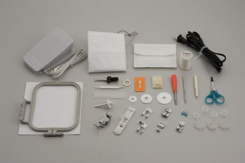 sewing and embroidery machine for beginners