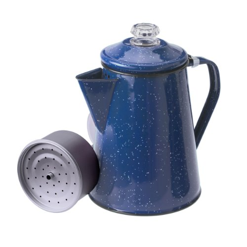 GSI Outdoors 15155 Blue 12 Cup Percolator