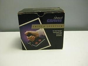 Advanced Gravis Switch Joystick for Atari Amiga Commodore