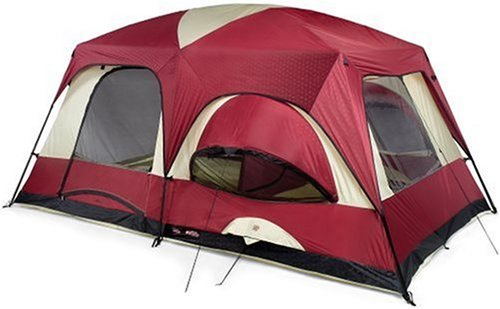 Columbia Cougar Flats Six to Eight-Person Two-Room Cabin Tent  sc 1 st  Coleman Family Cabin Tent Discounted & Coleman Family Cabin Tent Discounted: Discount Columbia Cougar ...