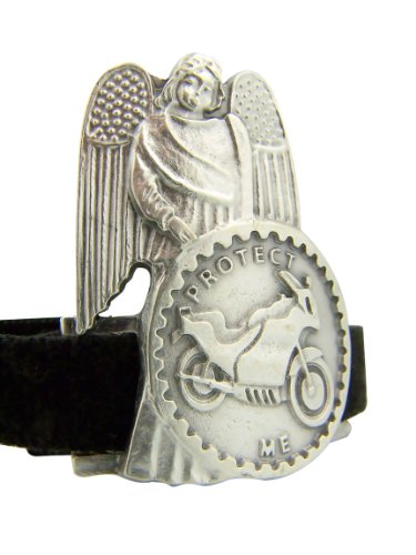 religious-travel-protection-1-7-8-inch-h-pewter-guardian-angel-motorcycle-protect-me-visor-clip