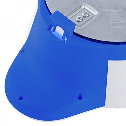 Balance de cuisine électronique bol récipient culinaire 1g à 5kg bleu