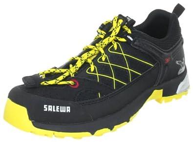 Salewa Junior Firetail 00-0000064002, Unisex-Kinder Trekking- & Wanderschuhe, Schwarz (Black/Cornflower 920), EU 26