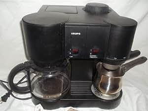 Krups Coffee Maker Xp1600 : Amazon.com: Krups Type 865 coffee/espresso maker machine: Kitchen & Dining