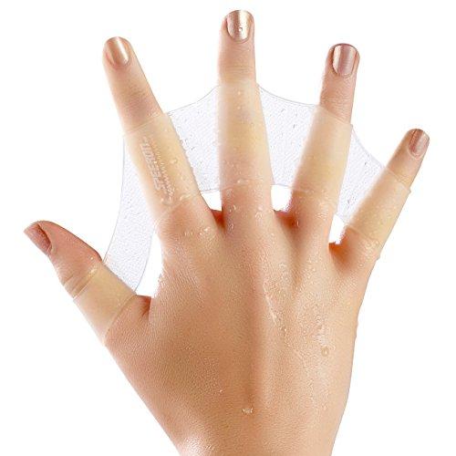 Speeron Schwimmhäute für die Finger, Größe L