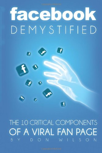 Facebook Demystified: The 10 Critical Components Of A Viral Fan Page