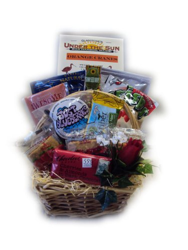 Heart Healthy Valentine's Day Gift Basket
